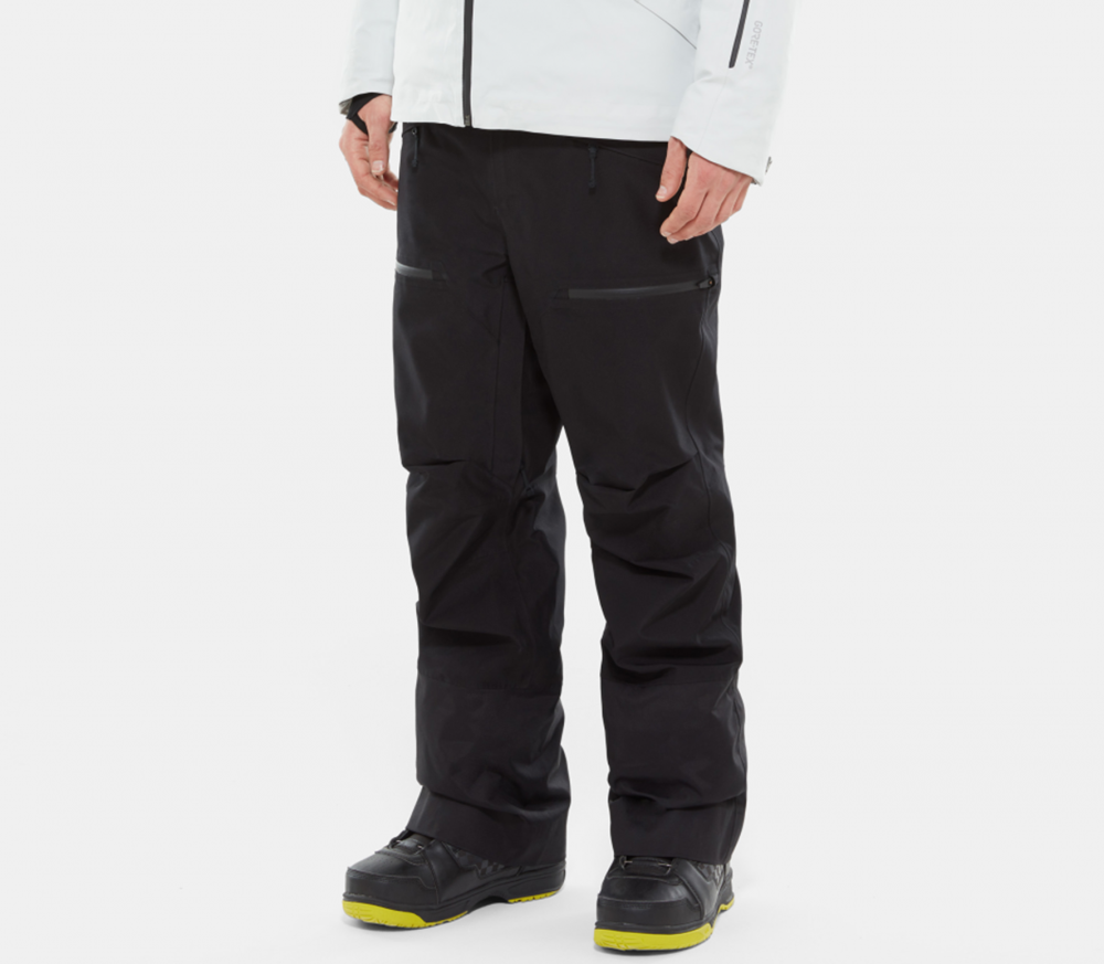 The North Face - Powderflo Herren Skihose (schwarz)