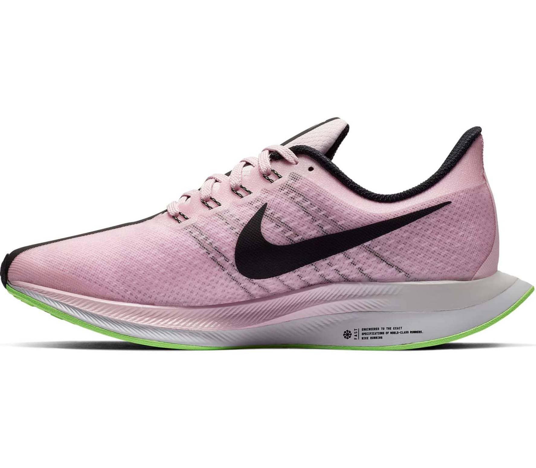 low priced 4867d a0c3a Nike Zoom Pegasus Turbo Women Running Shoes pink