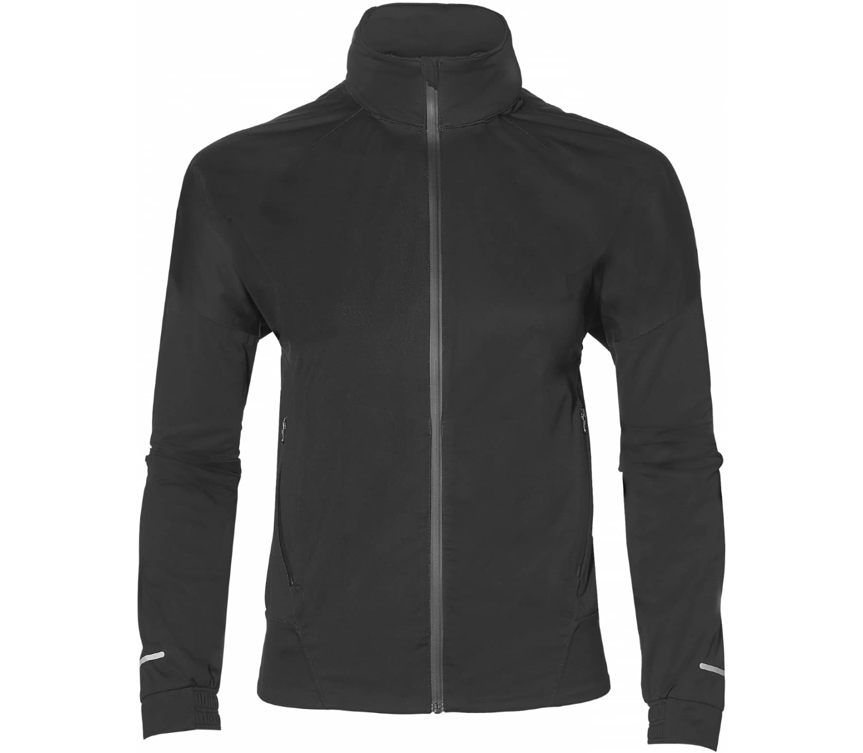 ASICS - Accelerate women's running jacket (black) - XS thumbnail