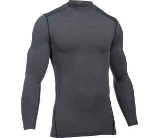 Under Armour CG Armour Mock Hommes T-shirt à manches longues fonctionnel