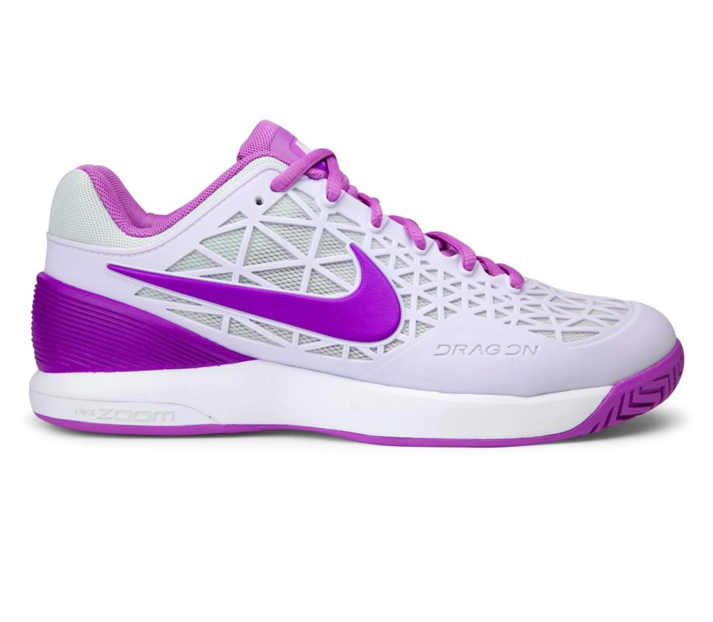 finest selection 2cf43 21a74 Nike - Air Zoom Cage 2 Dam tennis Shoe (vit rosa)