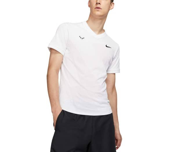 NIKE Court AeroReact Rafa Men Tennis Top - 1