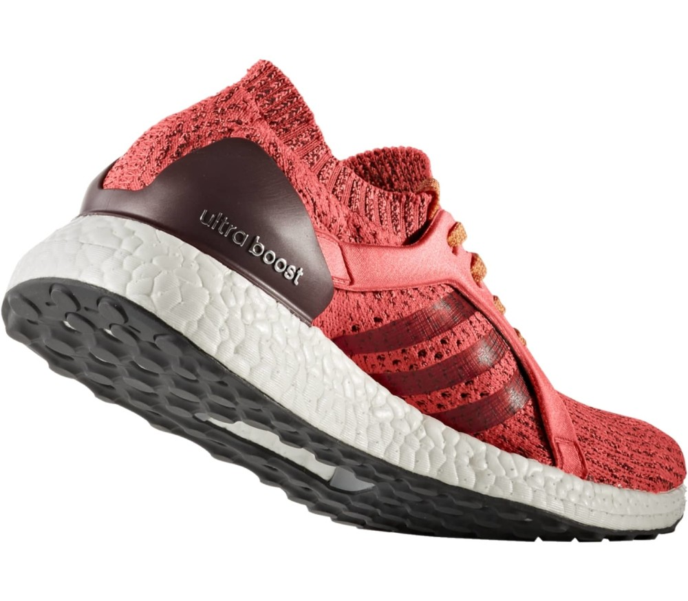 adidas ultra boost wit rood