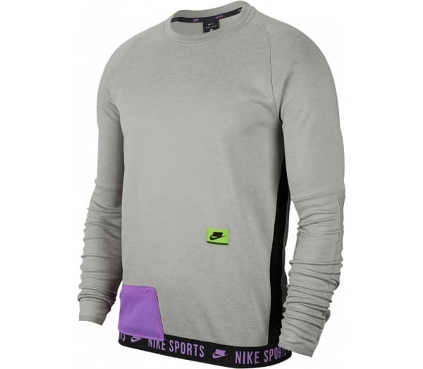 NIKE Dri-FIT Therma Men Training Sweathirt - 1