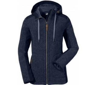 Fleece Hoody Tingri2 Damen Fleecejacke