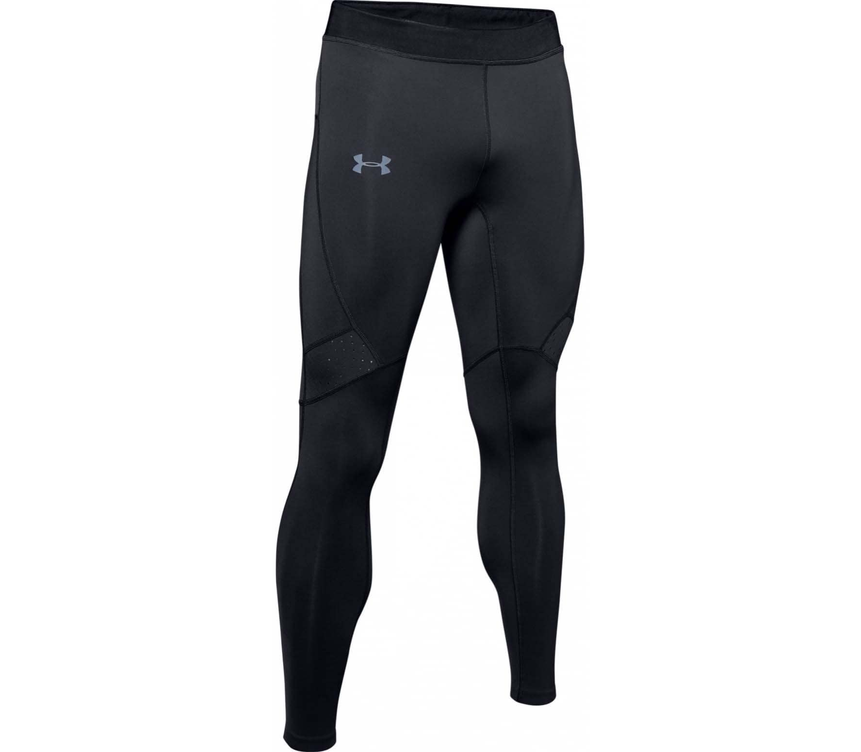 Qualifier Coldgear Men Running Tights