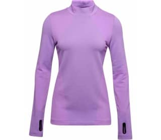 Under Armour ColdGear® Rush Crew Femmes T-shirt à manches longues