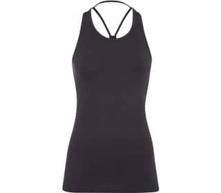 Extra Long Femmes Top yoga