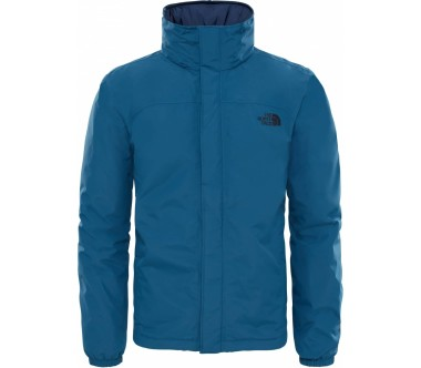 The North Face - Resolve Herren Regenjacke (blau)