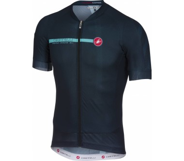 Castelli - Aero Race 5.1 men's Bike jersey (dark blue)