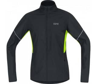 R3 Partial Windstopper Hombre Chaqueta de running