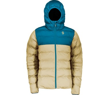 Scott - Jacket Insuloft 3M men's skis jacket (blue/light brown)