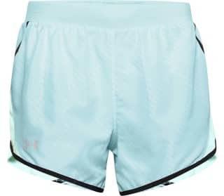 Under Armour Fly By 2.0 Printed Women Running Shorts