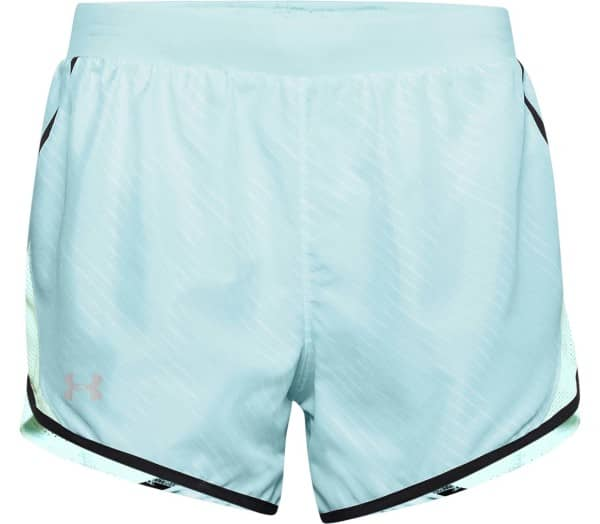 UNDER ARMOUR Fly By 2.0 Printed Women Running Shorts - 1