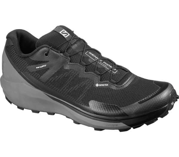 SALOMON Sense Ride 3 GORE-TEX Herren Trailrunningschuh - 1