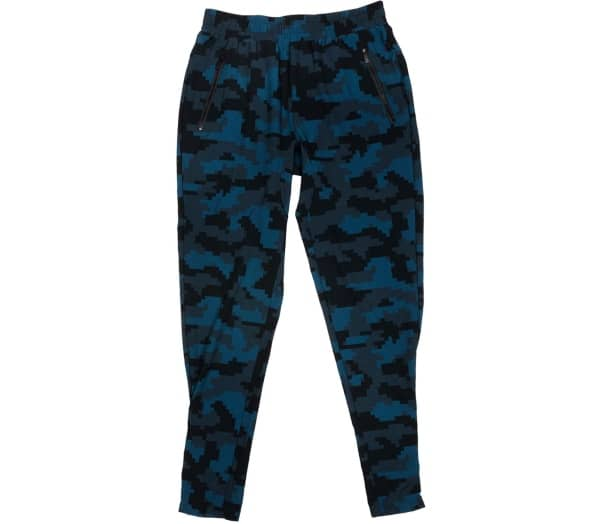 SAYSKY Camo Zip Trackster Running Trousers - 1