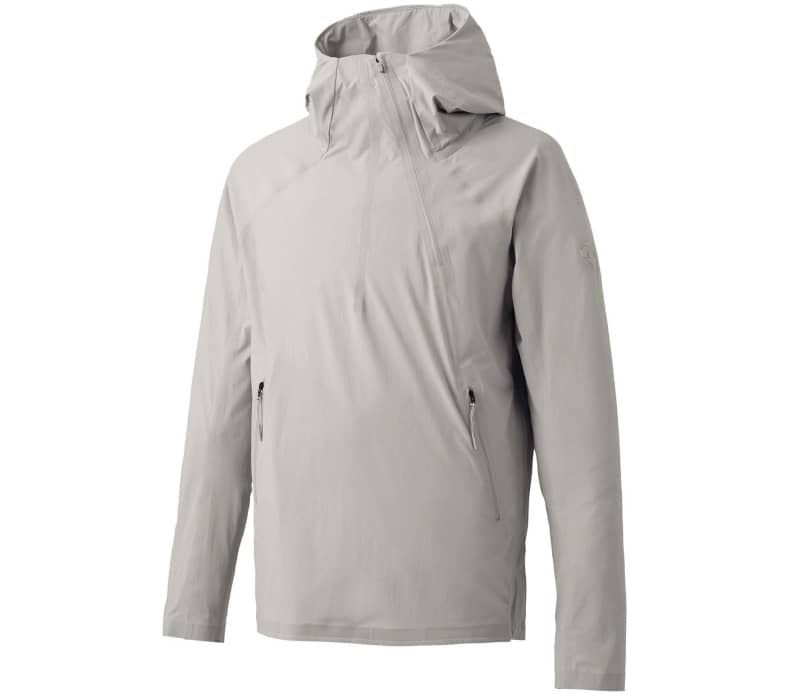 Paraham Packable Hooded Men Windbreaker