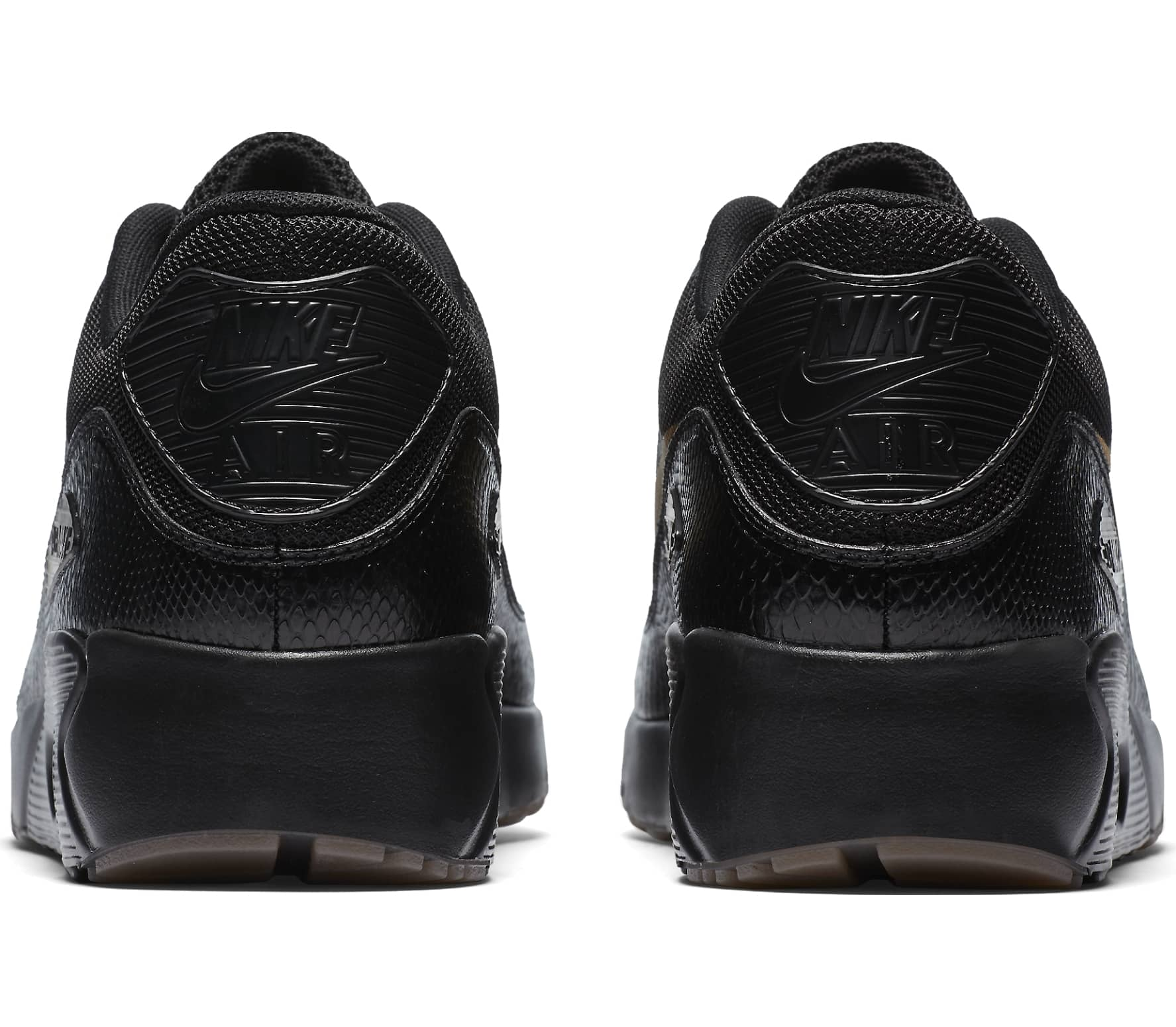 finest selection 79559 3ef15 Nike - Air Max 90 Ultra 2.0 Essential mens sneaker (black)