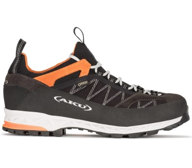 AKU - Tengu Low GTX Herren Hikingschuh (schwarz/orange)