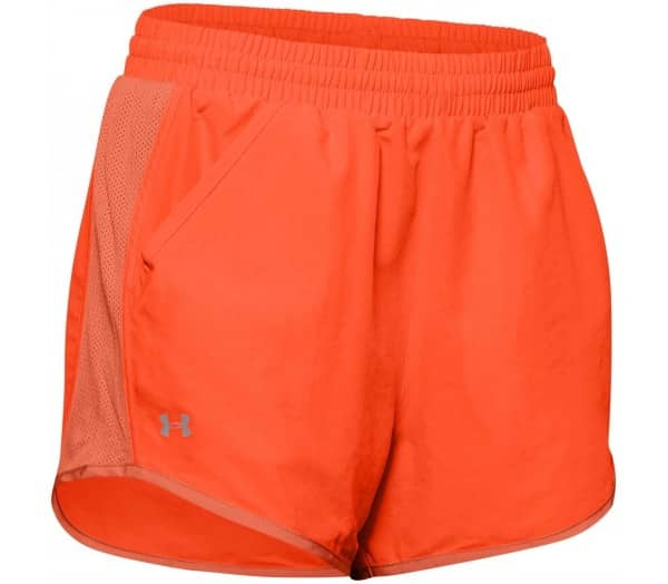 UNDER ARMOUR Fly By Women Running Shorts - 1