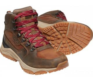 Innate Leather Mid Wp Dames Wandelschoenen