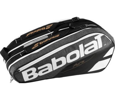 Babolat - Pure Racket Holder X9 Tennistasche (schwarz/grau)