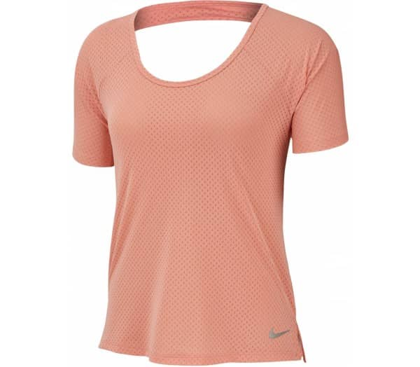 NIKE Breathe Miler Damen Trainingstop - 1