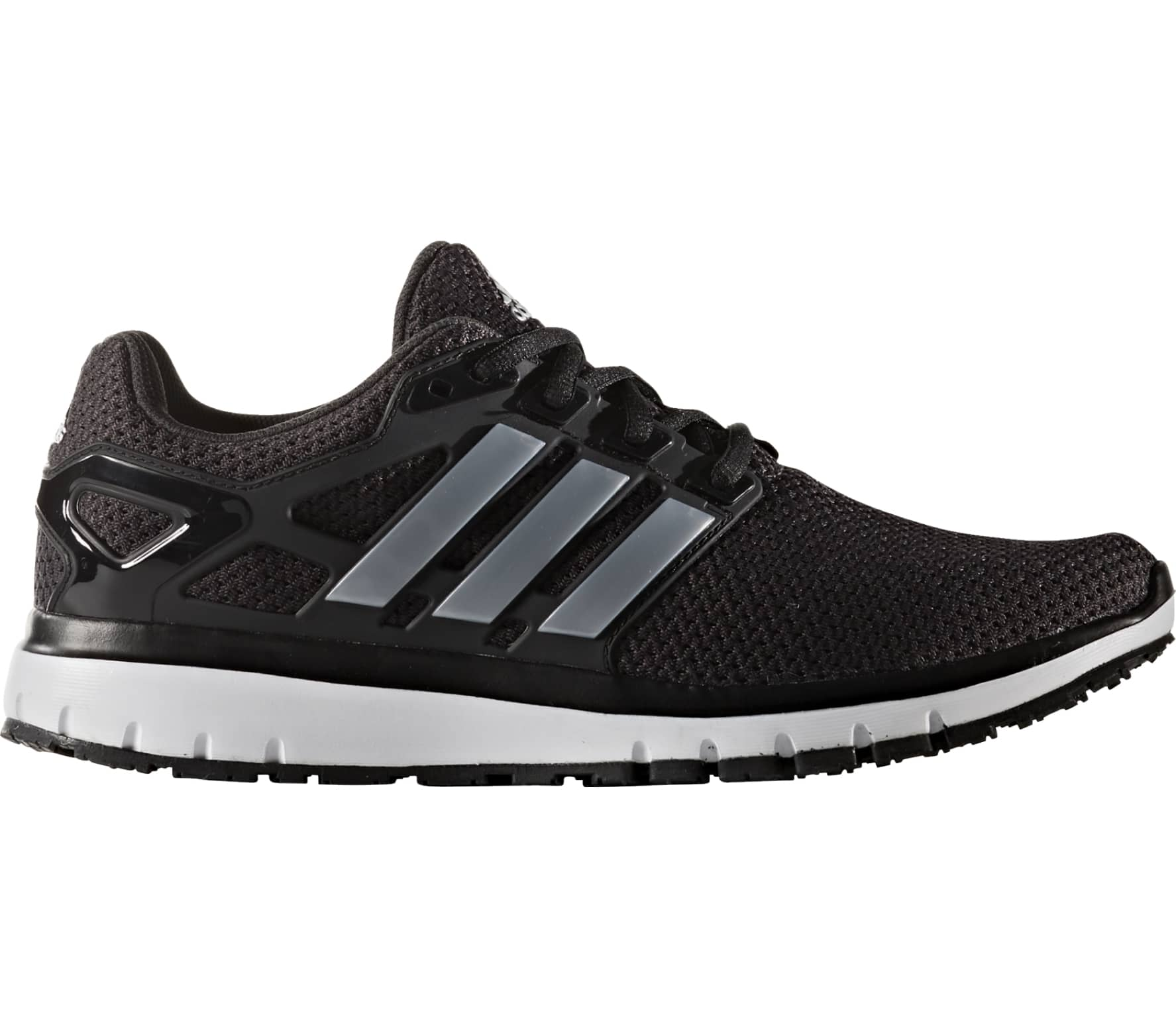 reputable site e4cb2 eb8be Adidas - Energy Cloud WTC men s running shoes (black silver)