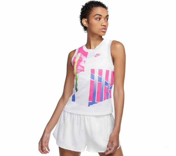 NIKE Slam Women Tennis Top - 1