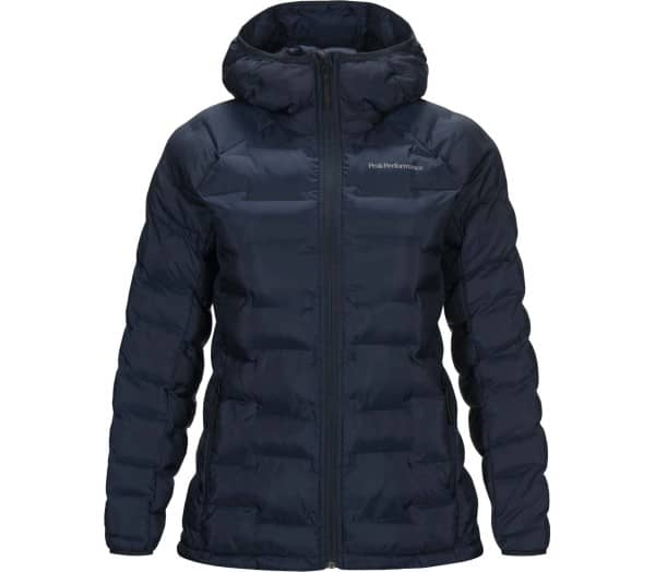 PEAK PERFORMANCE Argon Women Insulated Jacket - 1