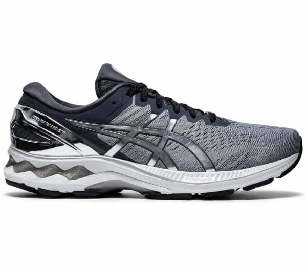 ASICS GEL-Kayano 27 Platinum Men Running Shoes  - 1