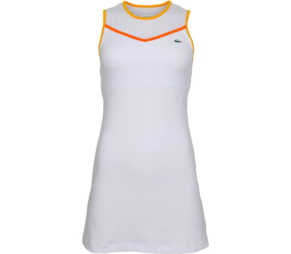 2a4d53f2302 Lacoste - Aspirational women s tennis dress (white) - buy it at the ...