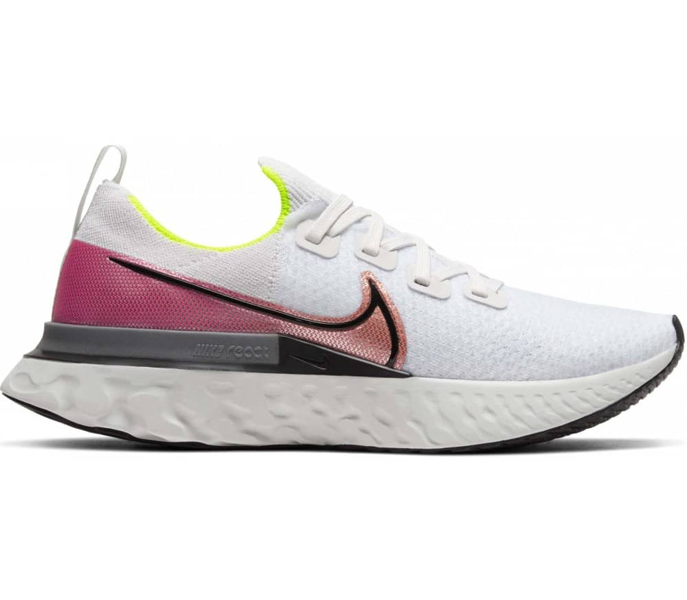 Nike React Infinity Run Flyknit Men Running Shoes (white) 159,90 €