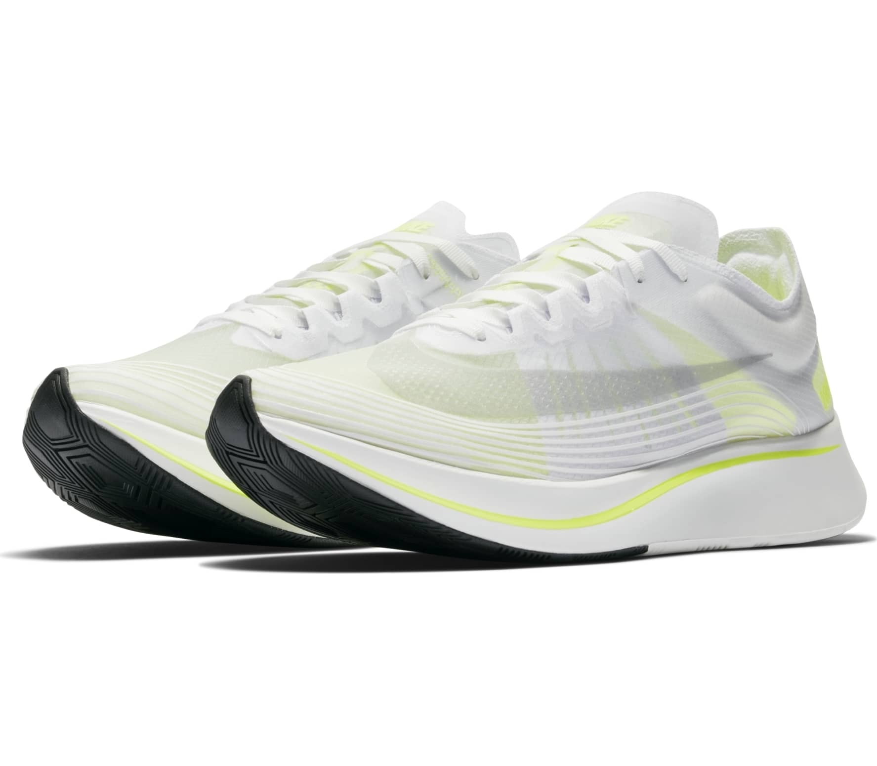low priced 9e839 11775 Nike - Zoom Fly SP mens running shoes (white)