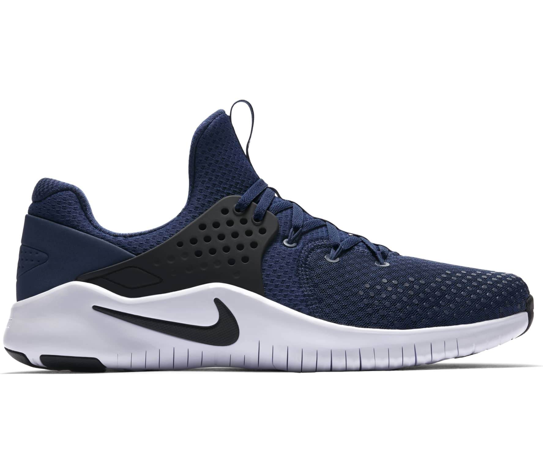 Nike - Free TR V8 TB men's training shoes (dark blue/white)