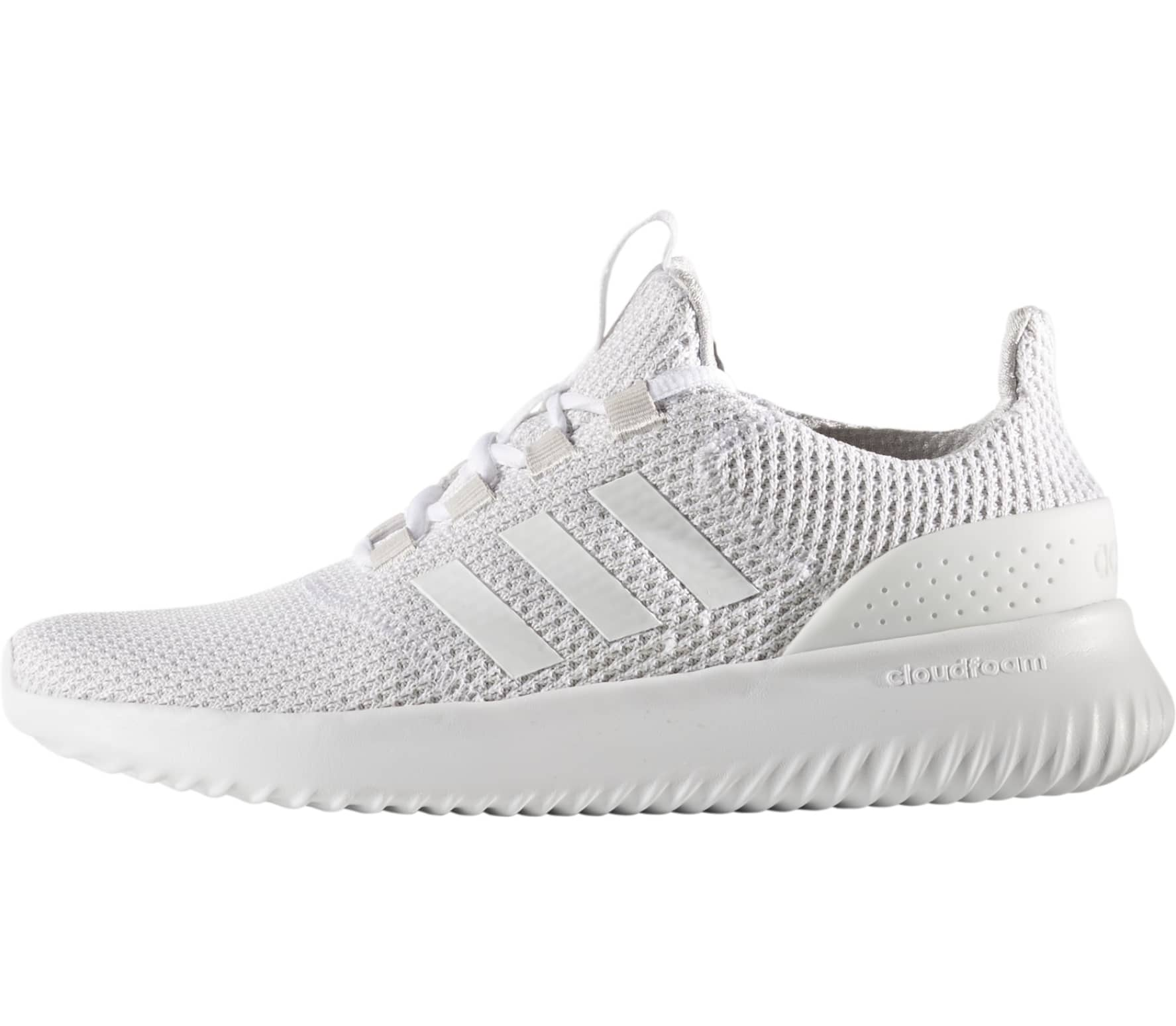 adidas neo grise et blanche