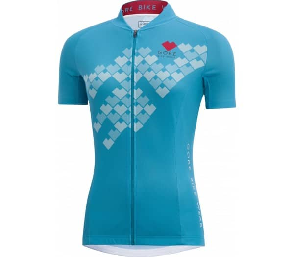 GORE® WEAR E Digi Heart Women Cycling Jersey - 1