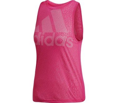 Adidas - Magic Logo women's training top (pink)