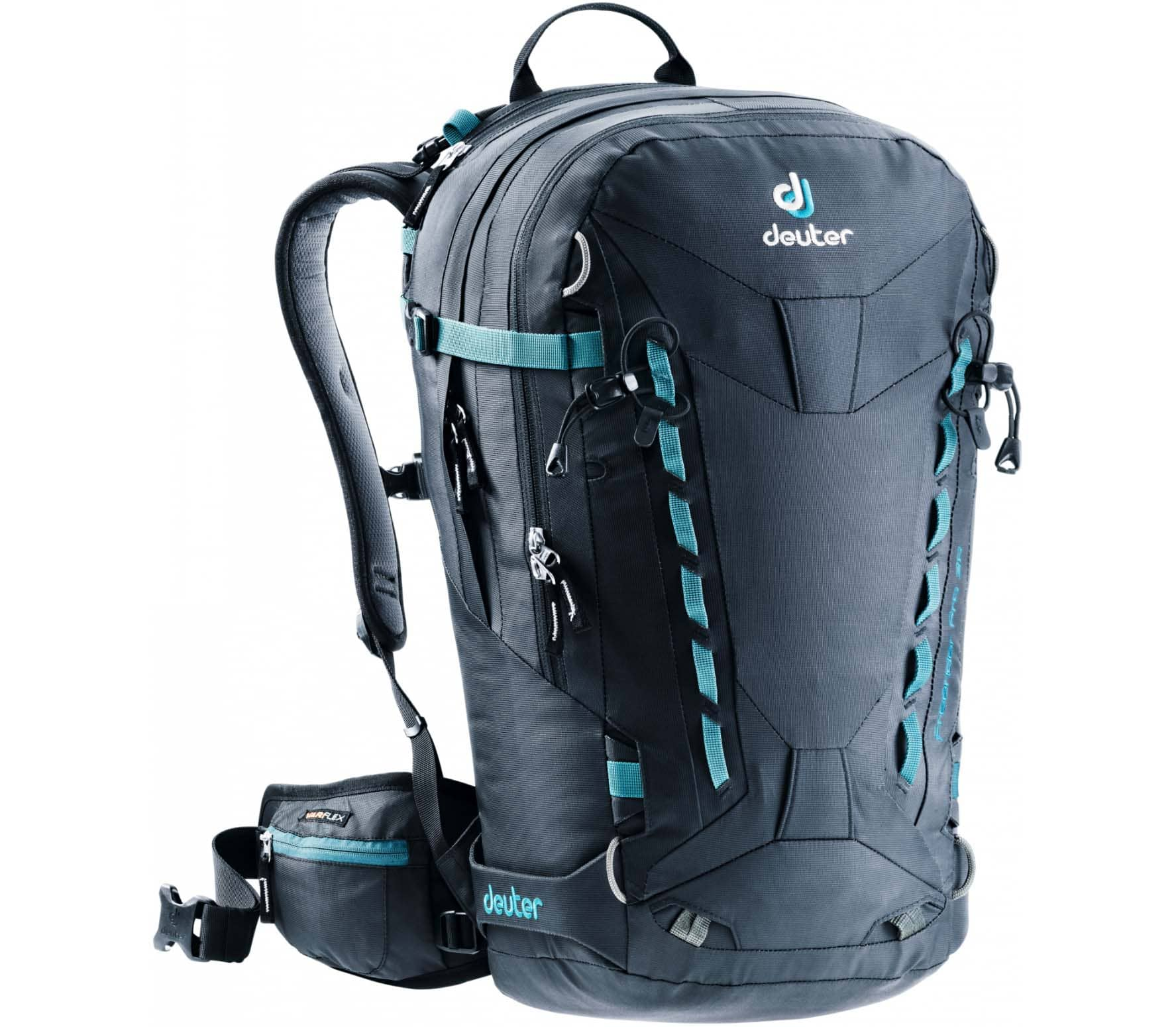Deuter - Freerider Pro 30 skis backpack (black)