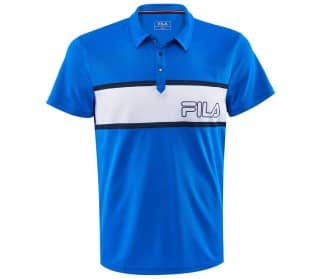 FILA Christoph Uomo Polo da tennis