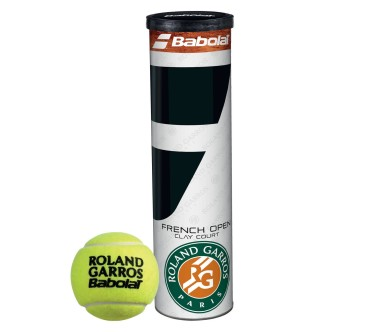 Babolat French Open yellow
