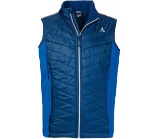 Ins. Vest Val D Isere Men Insulated Gilet