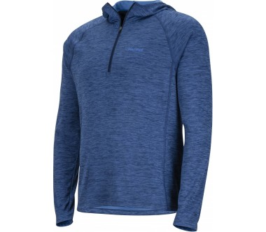 Marmot - Sunrift men's outdoor hoodie (dark blue)