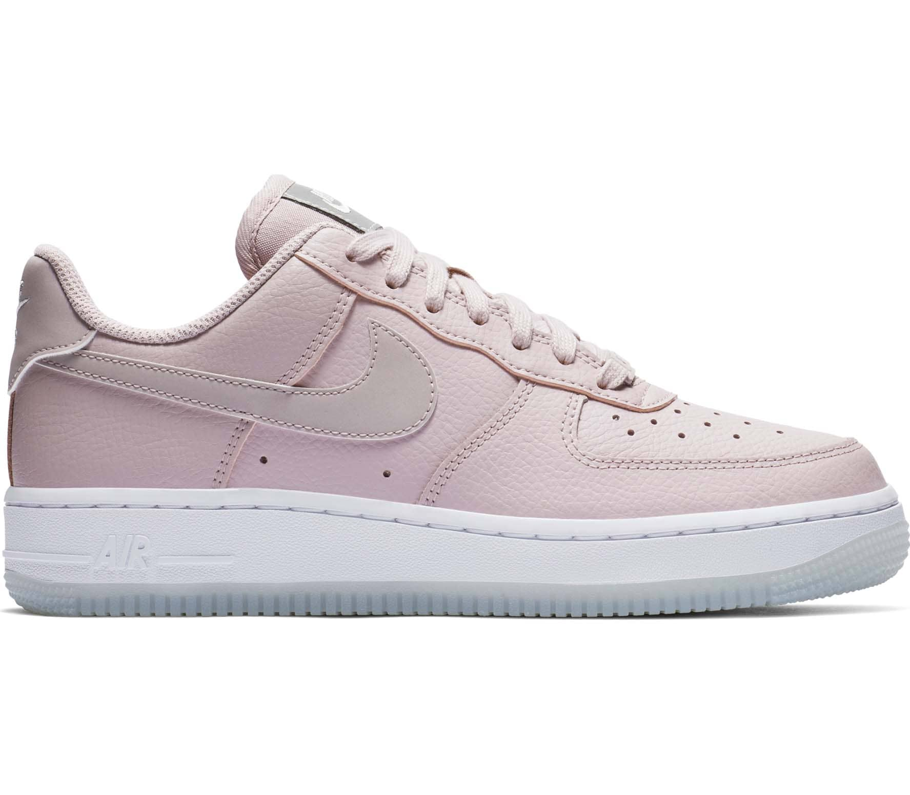buy popular 4ea66 8cd89 Nike Sportswear Air Force 1  07 Essential women s sneaker (pink ... nike