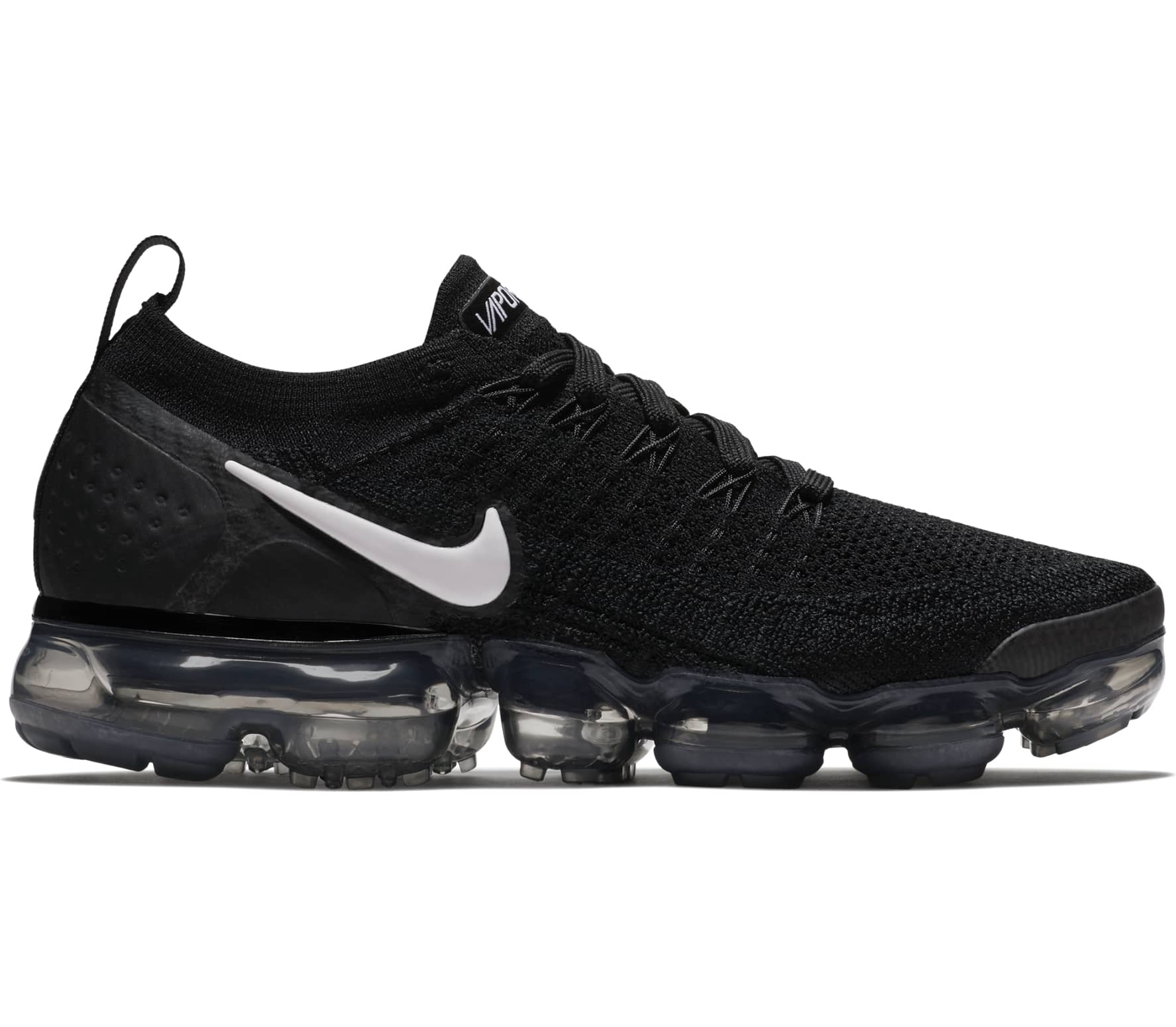 buy popular be35d 41633 Nike - Air VaporMax Flyknit 2 women s running shoes (black)