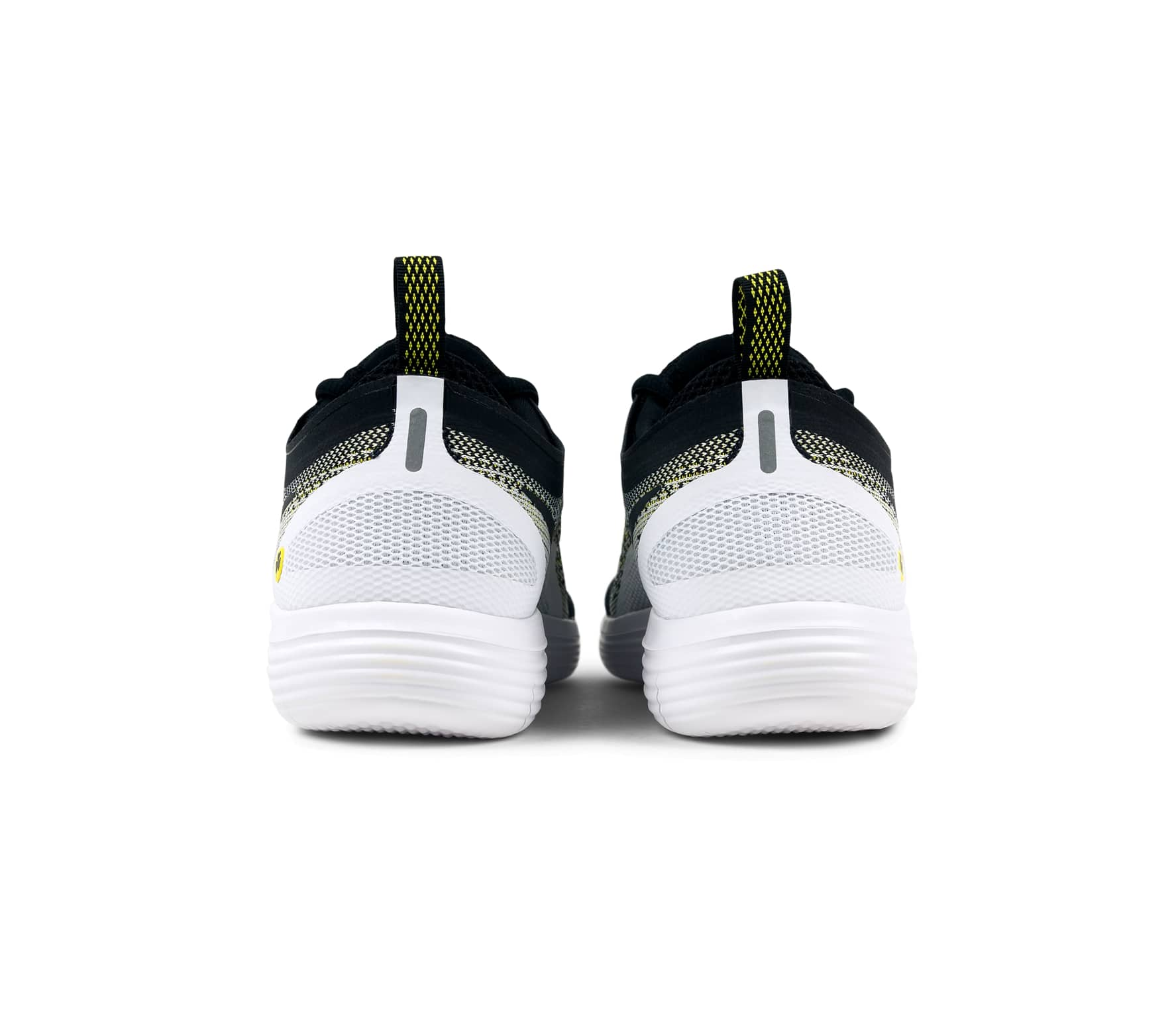 6a4e05b0f55 Nike - Free RN Distance 2 BSTN women s running shoes (black yellow ...