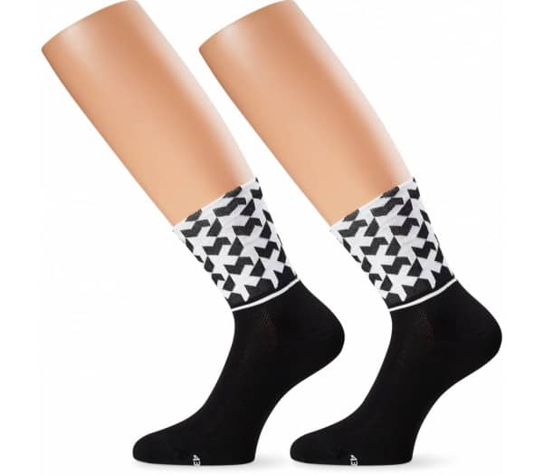 ASSOS Monogram Evo8 Socks - 1