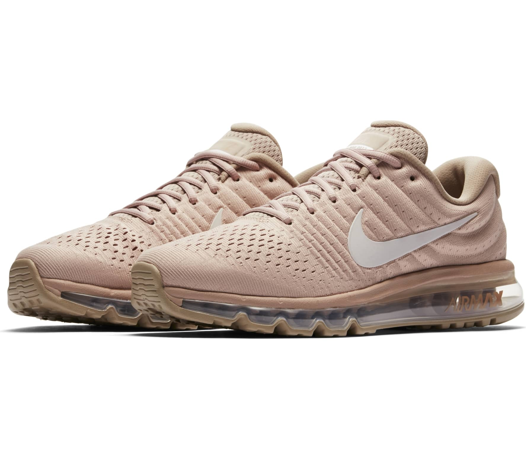 super popular 5ee9d 9f624 Nike Air Max 2017 Men brown