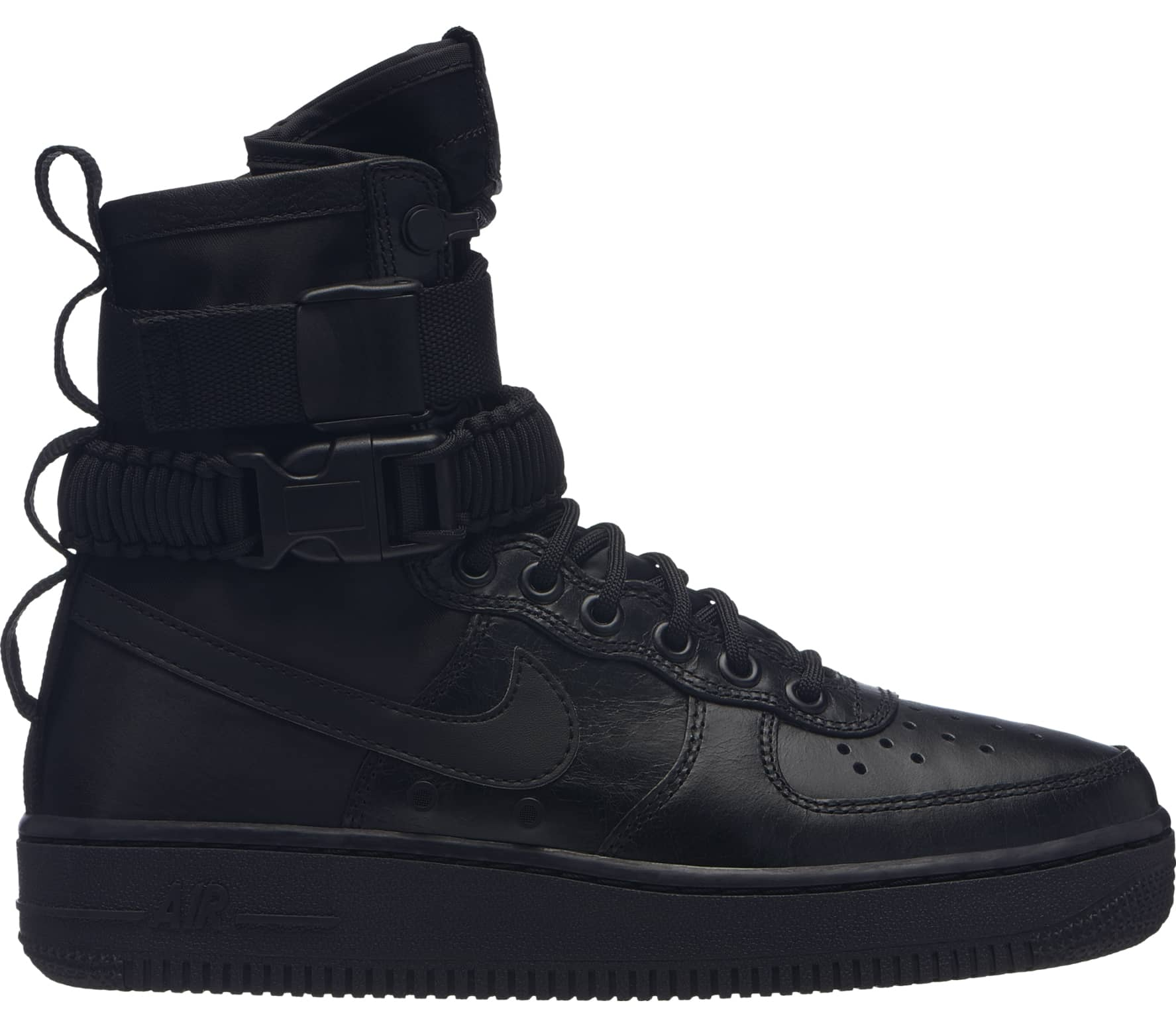 Nike Sportswear - SF Air Force 1 Damen Sneaker (schwarz)