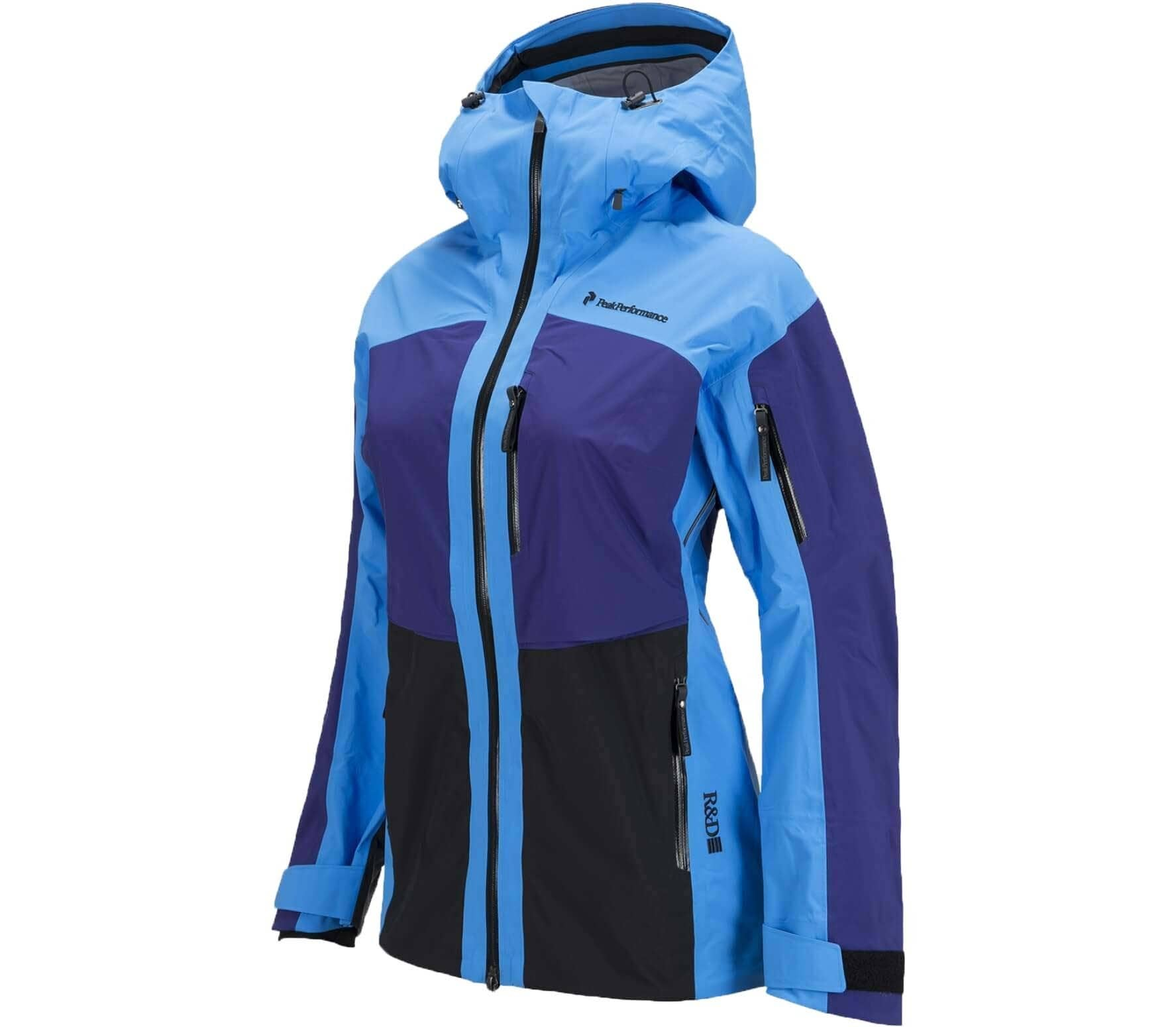 buy popular f22bf ba9cb Peak Performance Heli Gravity veste de ski pour femmes Women